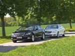 Mercedes and Lexus